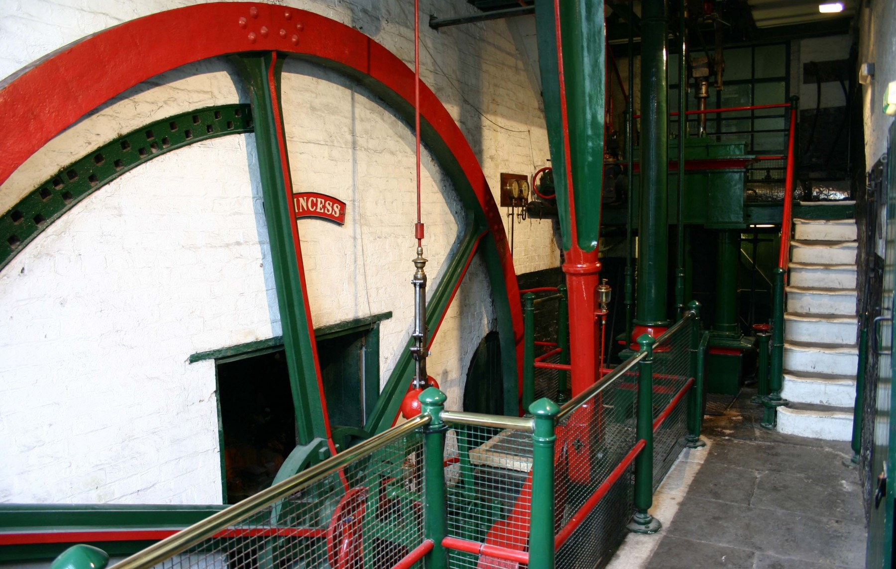 1820s BEAM ENGINE