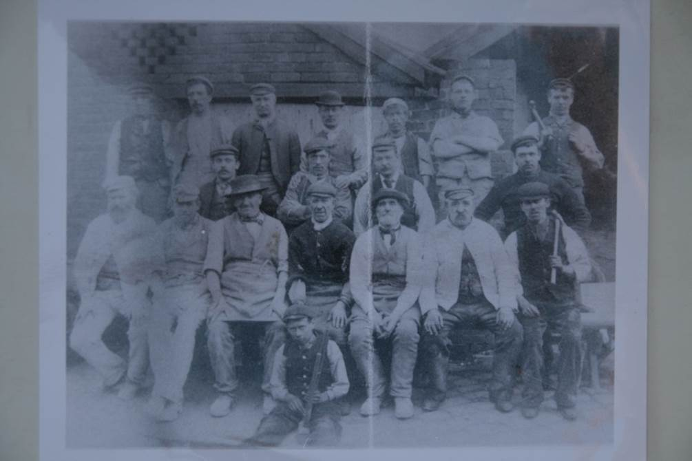SHIRLEY WORKERS- IN THE 1880s