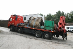 GOODWIN 1904 BALL MILL OFF FOR RESTORATION